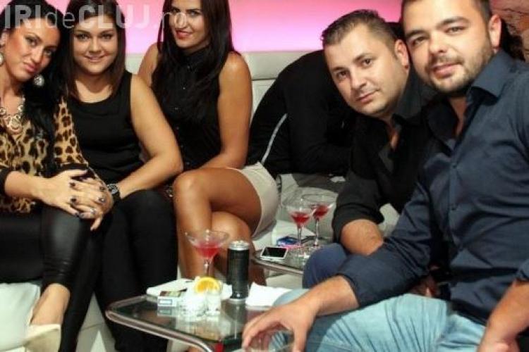 Teapă la Diesel Cluj! Au băut și au fugit din club - FOTO