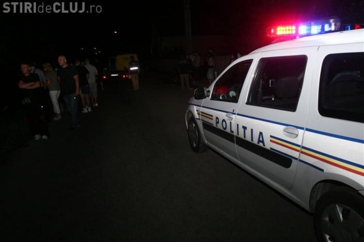 Accident grav în Florești, în zona trecerii de pietoni de la Unitatea Militară