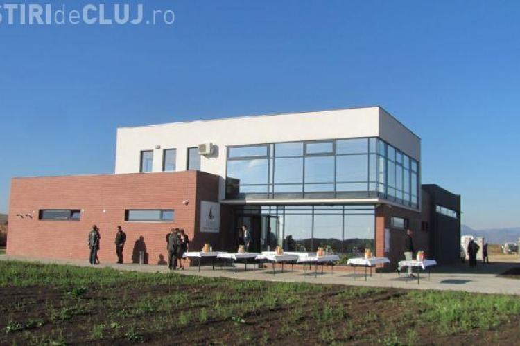 Incineratorul uman a fost construit la 40 de km de Cluj-Napoca. Cum arată - VIDEO