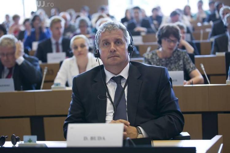 Daniel Buda câștigă 21.000 de euro pe lună, în plus față de leafa de europarlamentar. E pe locul doi în Parlamentul European