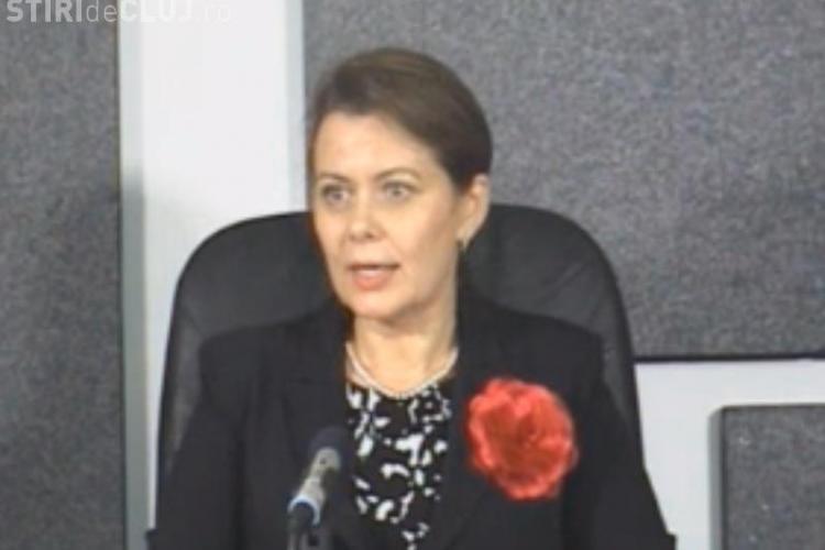 Aurelia Cristea: După arestări, personalul de la Consiliul Județean Cluj are probleme de REPUTAȚIE