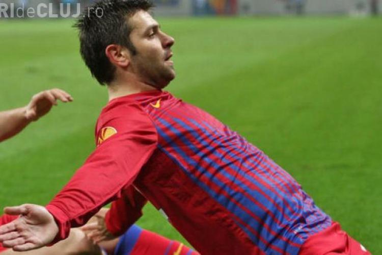 STEAUA - RIO AVE 2-1 - REZUMAT VIDEO - Rusescu a marcat de două ori