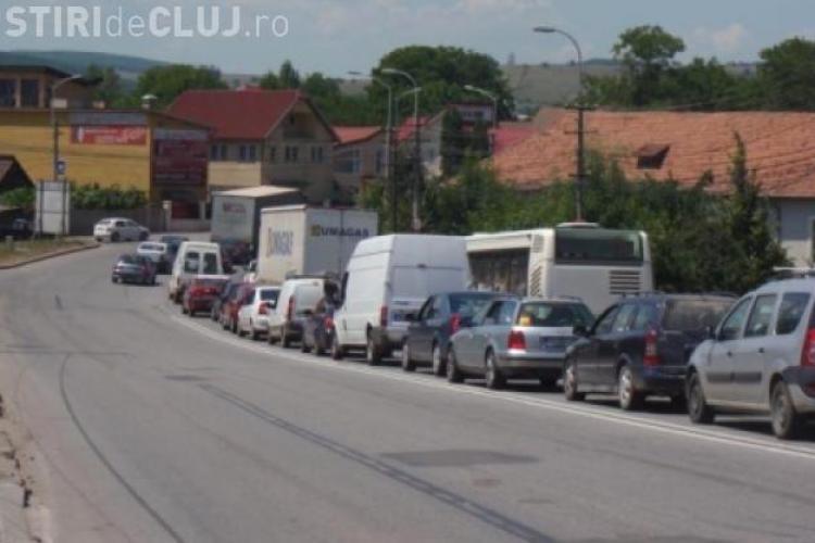 Coșmar pentru șoferi pe Calea Baciului! Ce spune Emil Boc