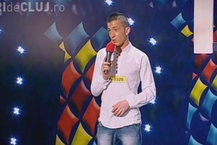 Scandal la preselecțiile Românii au Talent de la Cluj. Ce a pățit Cosmin Gabor?