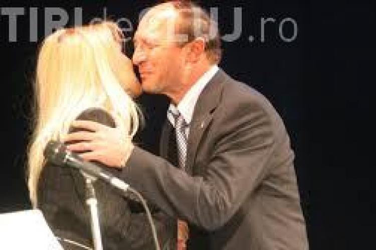 Ce răspunde Udrea când este întrebată dacă a avut o relație cu Traian Băsescu