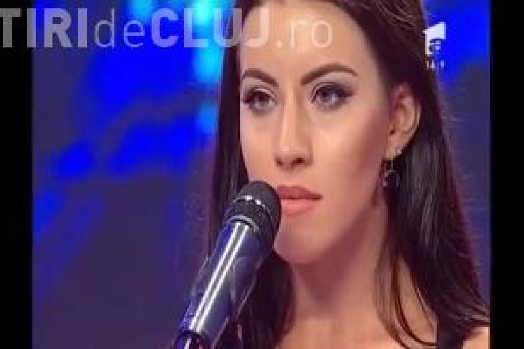 X Factor - Nicoleta Nucă poate câștiga lejer - VEZI cum cântă - VIDEO