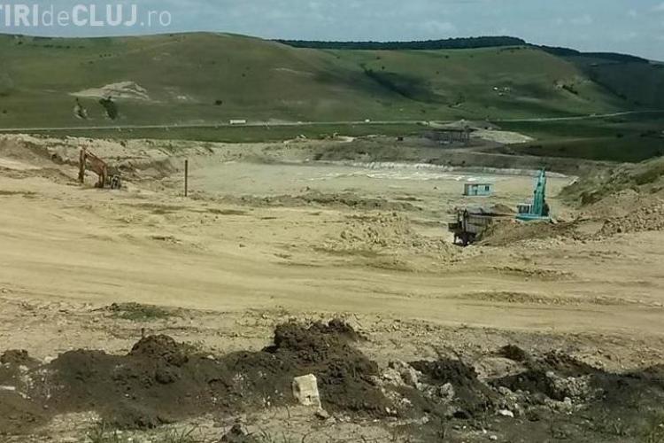 Un consilier județean cere rezilierea contractului de la Groapa ecologică de gunoi a Clujului