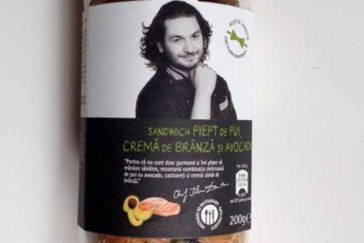 Sandvisurile lui Chef Florin Dumitrescu au fost DESFIINȚATE: Scumpe si banale