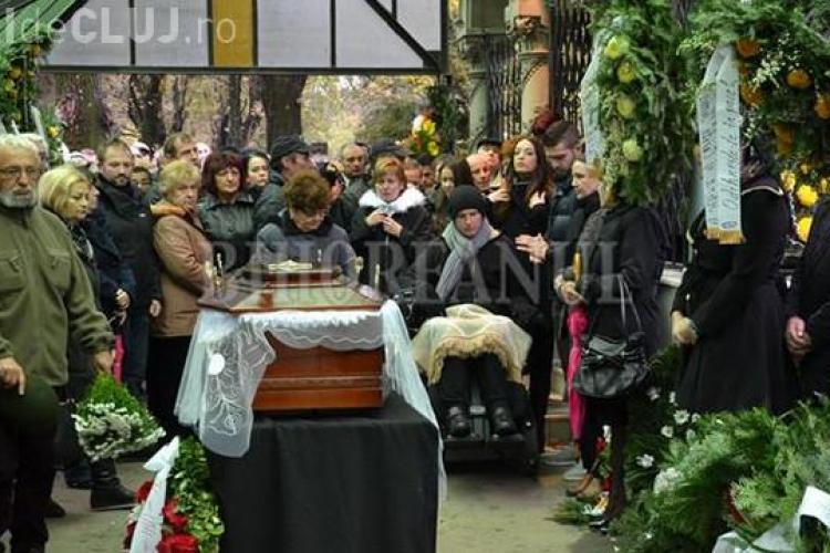Neșu devastat de durere la înmormântarea tatălui său! Becali i-a făcut o ofertă