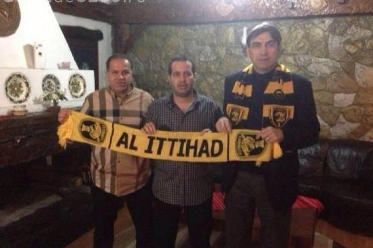 Victor Piţurcă a plecat de la Națională și a semnat cu arabii de la Al Ittihad