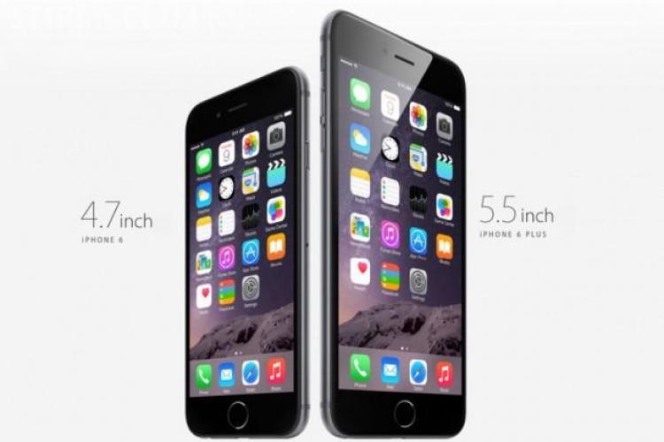 iPhone 6 și iPhone 6 Plus vor ajunge OFICIAL și în România. Cât costă