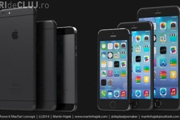 Telefoanele iPhone 6 şi iPhone 6 Plus de vânzare în România din 31 octombrie. Cât vor costa?