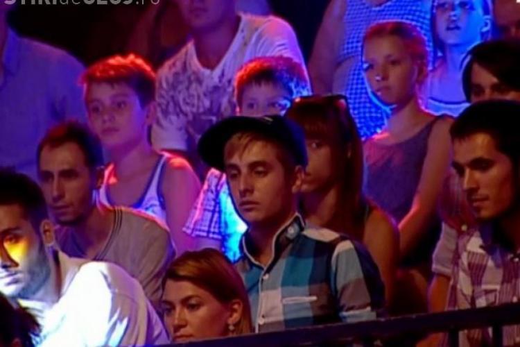 Momente de tensiune la Vocea României. Tudor Chirilă a fost enervat de un spectator