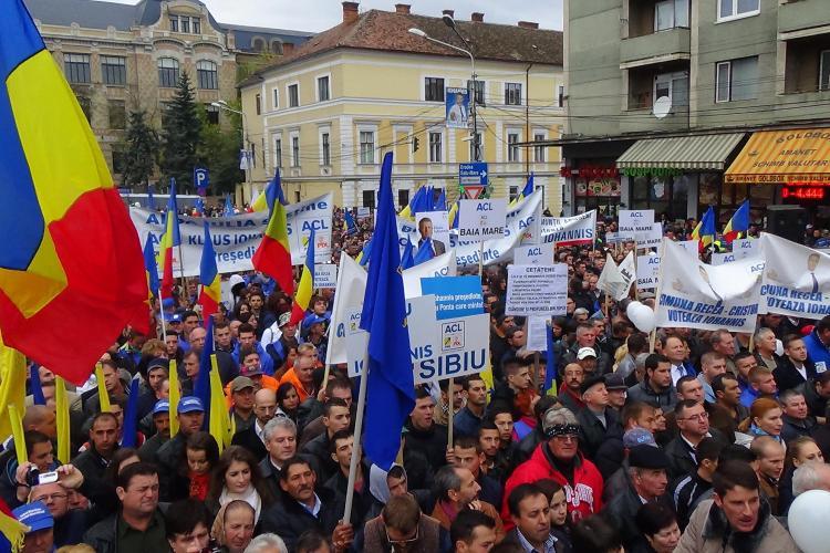 PSD Cluj: Propaganda ACL umflă cifre în campania electorală