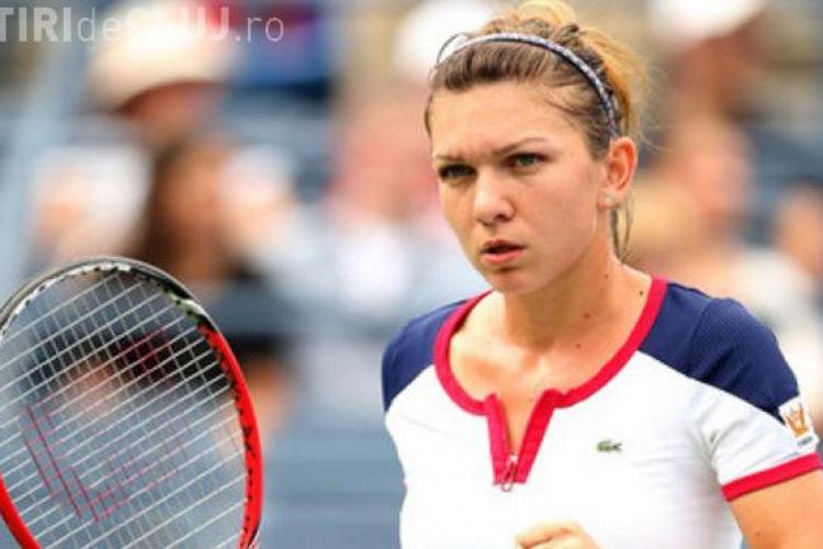 Halep a pierdut meciul cu Ana Ivanovic, dar merge în semifinale. Cu cine va juca