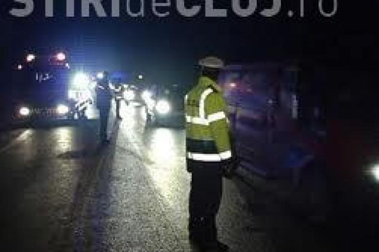 Accident în lanț la Polus Center! Cinci mașini s-au lovit / UPDATE: Un bebeluș a fost rănit