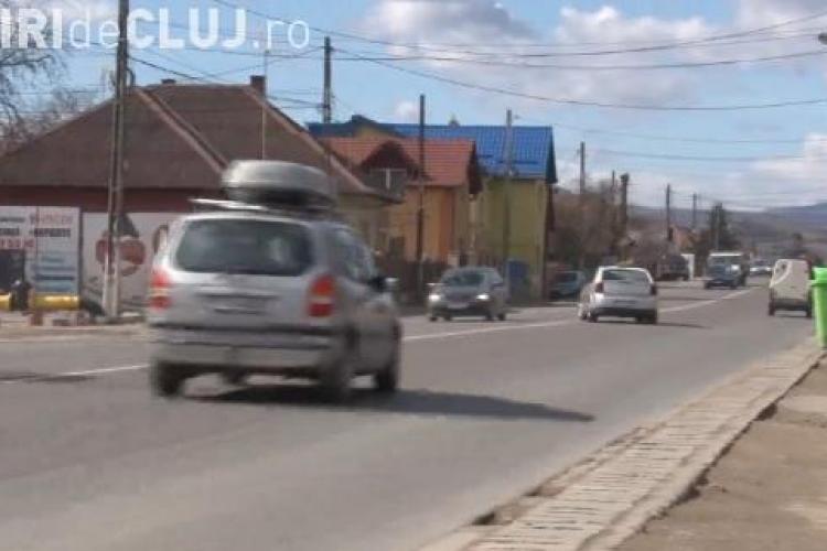Primarul din Florești se laudă că face o nouă trecere de pietoni. Se vor reface și marcajele