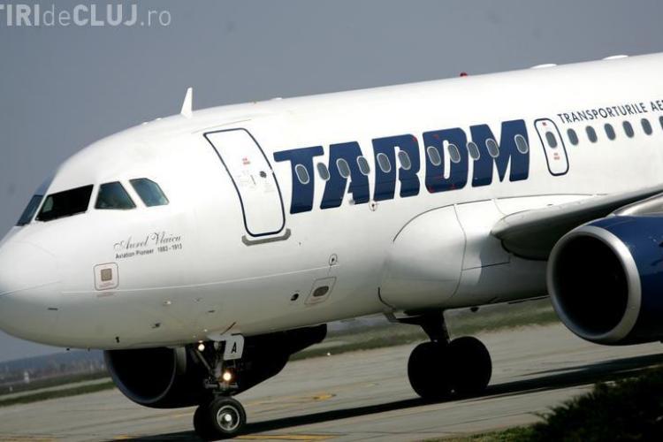 Un zbor Cluj - București a fost ÎNTRERUPT! Pilotul a decis revenirea pe Aeroportul din Cluj