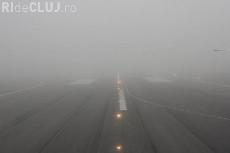 Aeroportul Cluj are un sistem NOU de aterizare pe CEAȚĂ! Ce schimbări aduce?