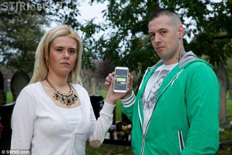 Și-au îngropat bunica cu tot cu telefonul mobil și au primit un SMS de GROAZĂ