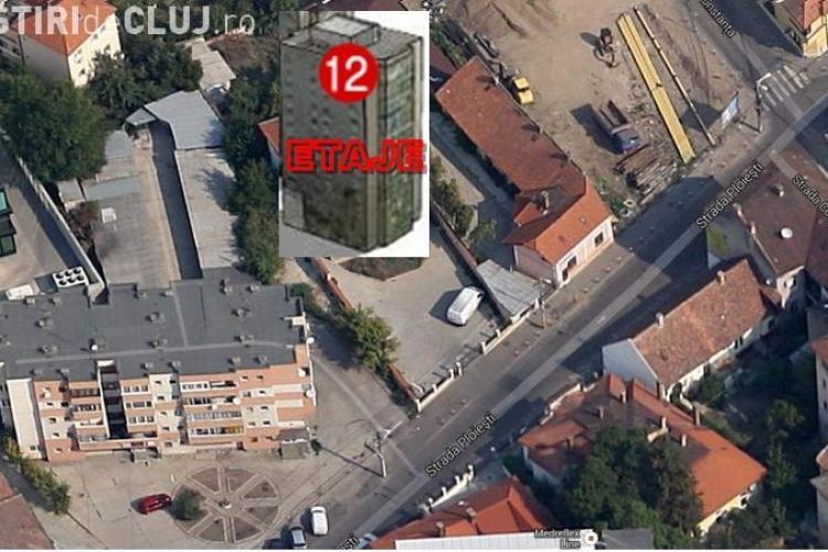 Blocul senatorului Tișe VOTAT de Consiliul Local Cluj-Napoca. Vecinii au fost reduși la tăcere