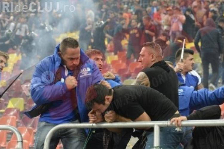 UEFA a pornit o procedură disciplinară după meciul dintre România și Ungaria