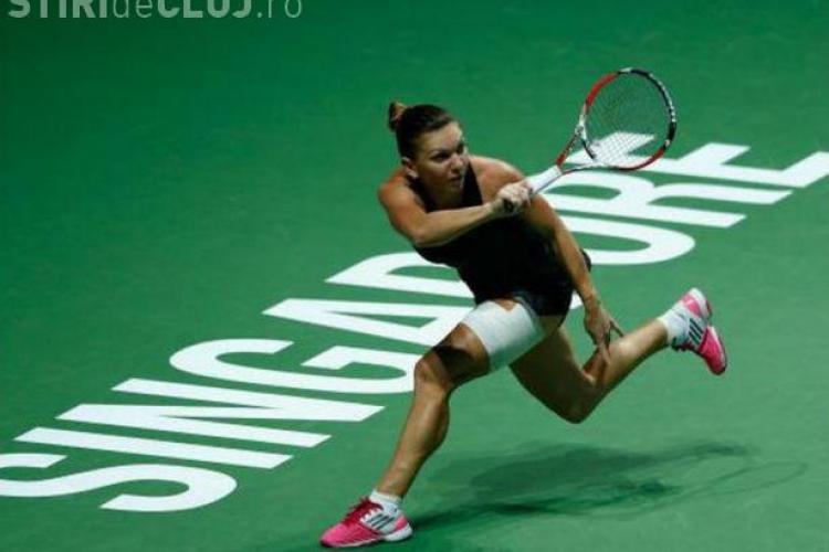 Simona Halep nu a făcut BLAT! Românca a trimis-o pe Serena Williams în semifinale