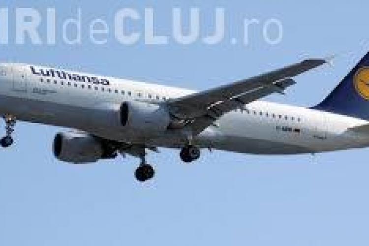 Lufthansa anulează 1.500 de zboruri din cauza grevei piloților
