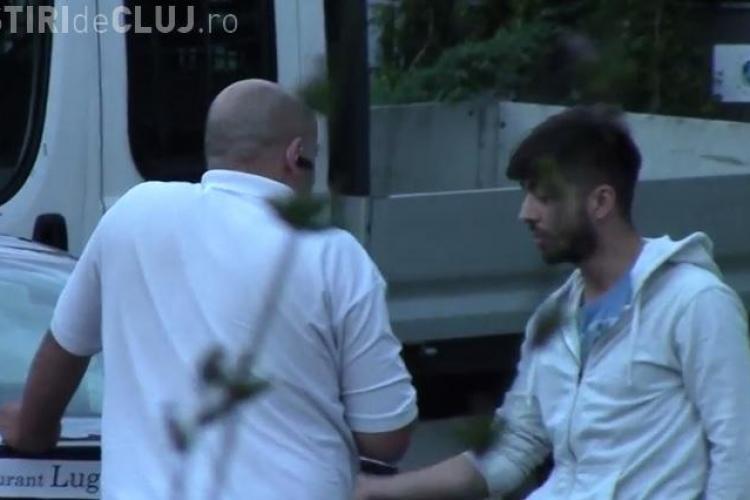 Bravo a mers cu taxiul la Cluj și a refuzat să plătească - SUPER FARSĂ VIDEO