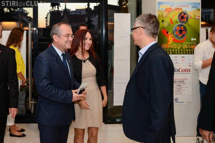 Emil Boc: Clujul este orașul cu cel mai mare dinamism artistic din România