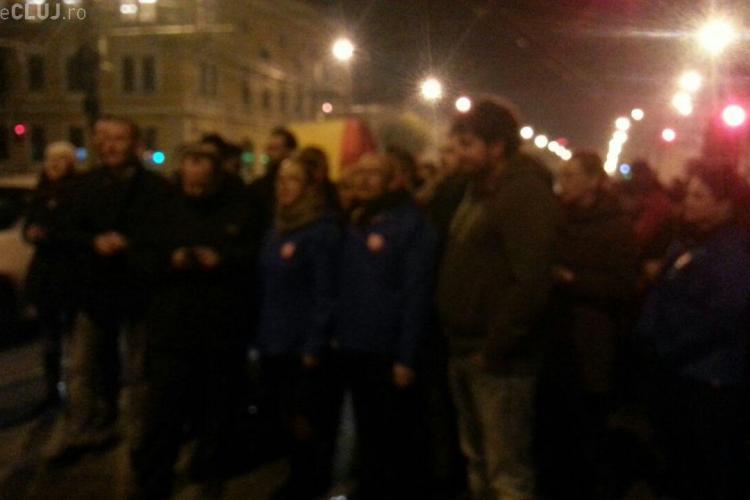 Final de alegeri cu scandal la Cluj! S-a lăsat și cu bătaie FOTO-VIDEO