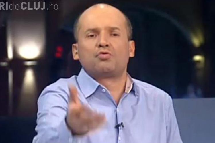 Radu Banciu a aruncat CRITICI după dezbaterea Ponta-Iohannis
