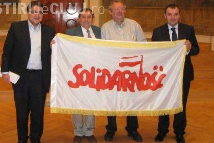 Clujeanul Iulius Filip decorat de președintele Poloniei pentru că a ținut piept comuniștilor