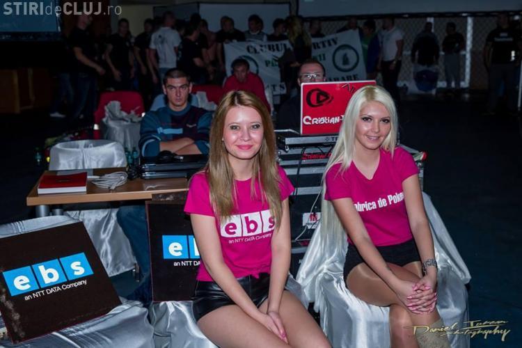 Un sportiv de la MMA Transilvania a câștigat main eventul MMA de la Gala UFT de la Cluj