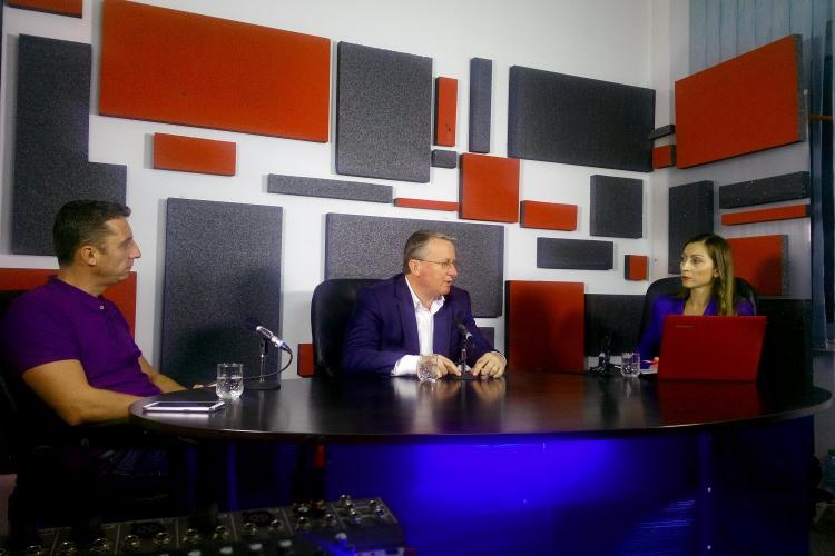Președintele PSD Cluj, Remus Lăpușan, invitat la Știri de Cluj LIVE