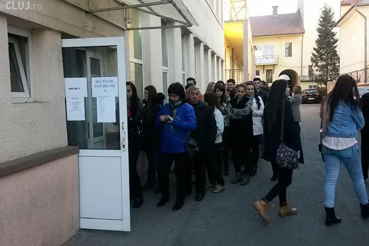 PSD Cluj face plângere penală: La Cluj au votat 51.000 de oameni pe liste suplimentare, DUBLU față de 2009