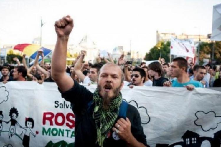 Mihnea Blidariu e DEZAMĂGIT de protestul Anti - Ponta de la Cluj: Duminică e VOT ANULAT