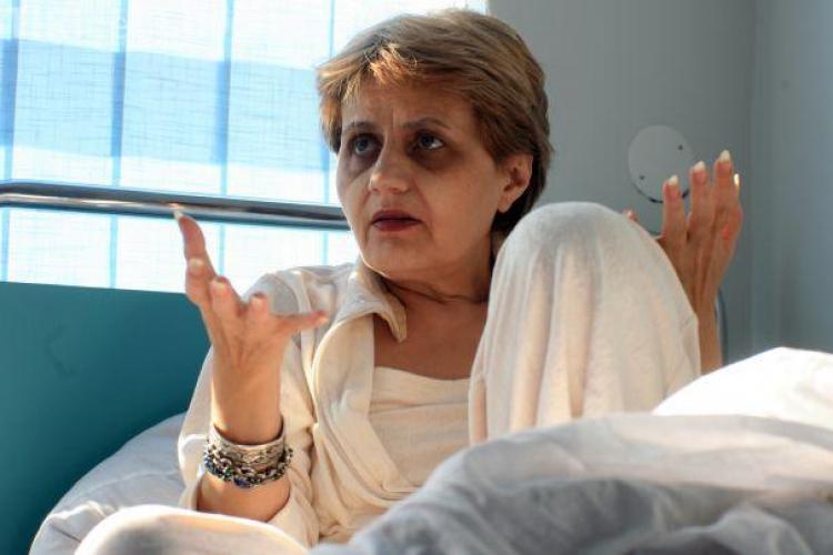 Cristiana Anghel senatoarea PC care a făcut greva foamei: Să voteze numai cei care au stat trei luni în ţară în ultimul an