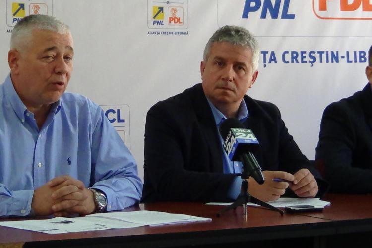 ACL Cluj îi face plângere penală lui Ponta, pentru împiedicarea dreptului de vot