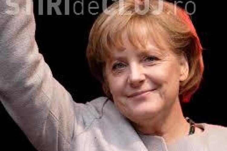 Merkel l-a felicitat pe Iohannis: Vom sprijini România