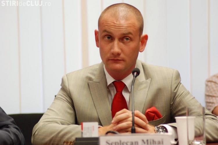 PSD Cluj l-a reclamat pe Mihai Seplecan la ANI