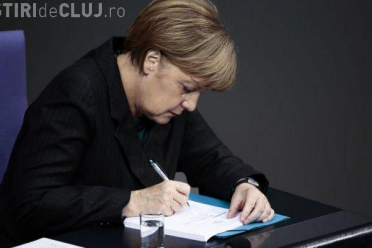 Angela Merkel i-a trimis o scrisoare de susținere lui Klaus Iohannis. Citește AICI ce i-a scris. Ponta este susținut de vicecancelarul Germaniei