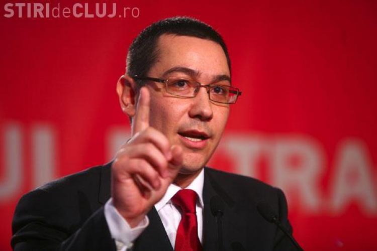 Ponta s-a și gândit pe cine vrea ca premier dacă o să câștige alegerile. E vorba despre un contracandidat