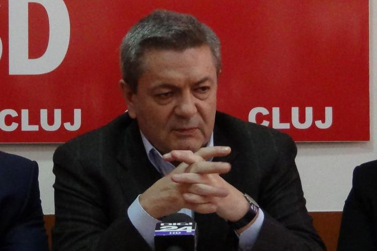 Ioan Rus, despre rezultatul slab al lui Ponta din Transilvania și Cluj: Au fost resentimente față de Bechtel