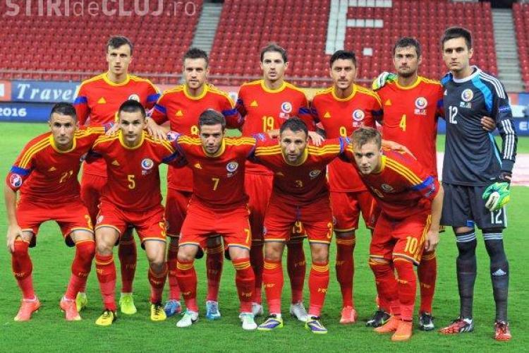 Ce sancțiuni a primit România după meciul cu Ungaria