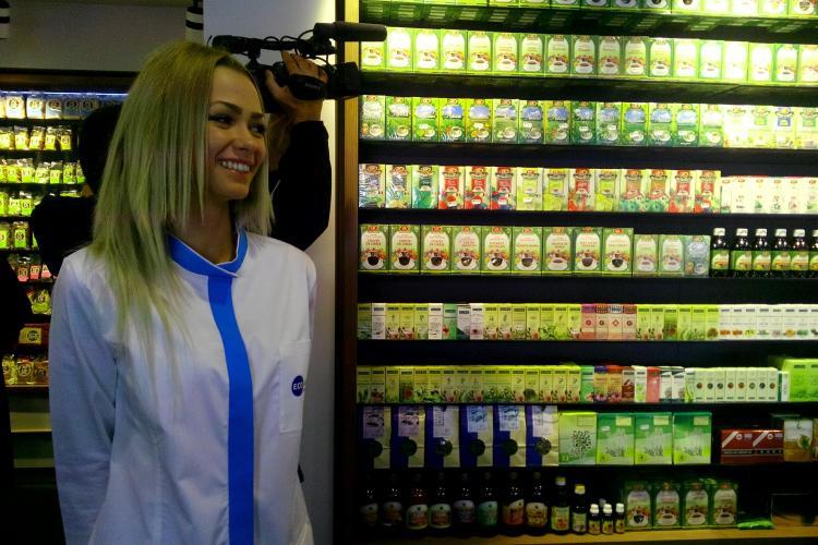 S-a inaugurat noua farmacie ECOFARMACIA în Piața Flora din Mănăștur. Vezi cum arată FOTO(P)