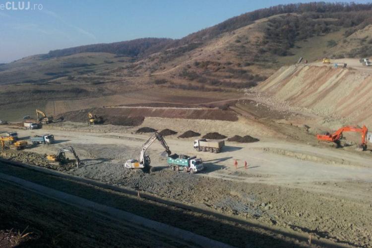 Pe Autostrada Transilvania va fi construit un TUNEL de 2,5 kilometri