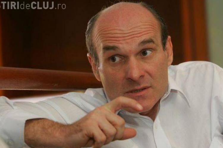 Cristian Tudor Popescu l-a înfierat pe Klaus Iohannis