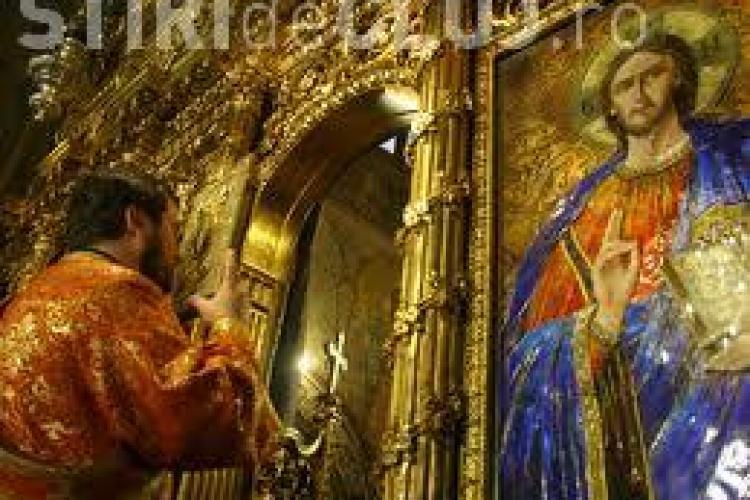 Preotii din Cluj au primit o directivă: Credincioşii să voteze un creştin ortodox român