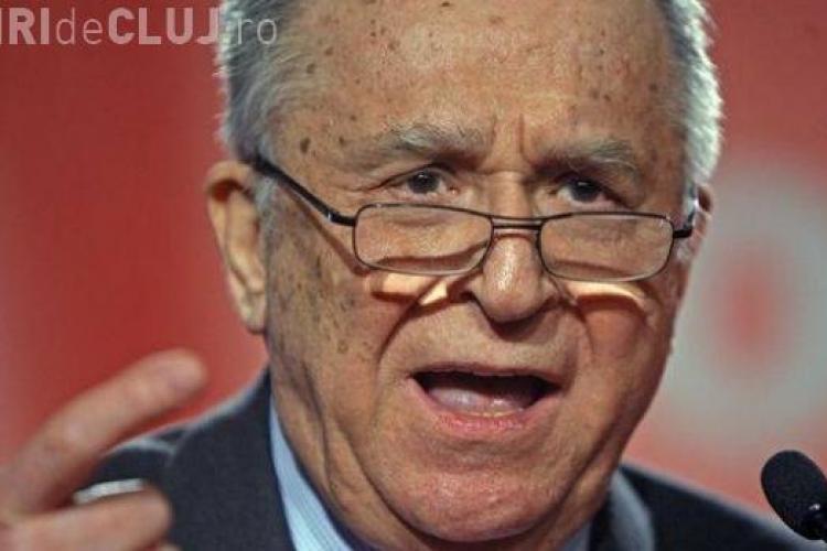 Ion Iliescu: Nu e obligatorie DEMISIA lui Ponta din fruntea Executivului